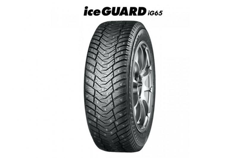 Шина Yokohama Ice Guard Stud IG65 205/55 R16 94T, зимняя, шип R3034 - купить по выгодной цене в интернет-магазине ОНЛАЙН ТРЕЙД.РУ Брянск