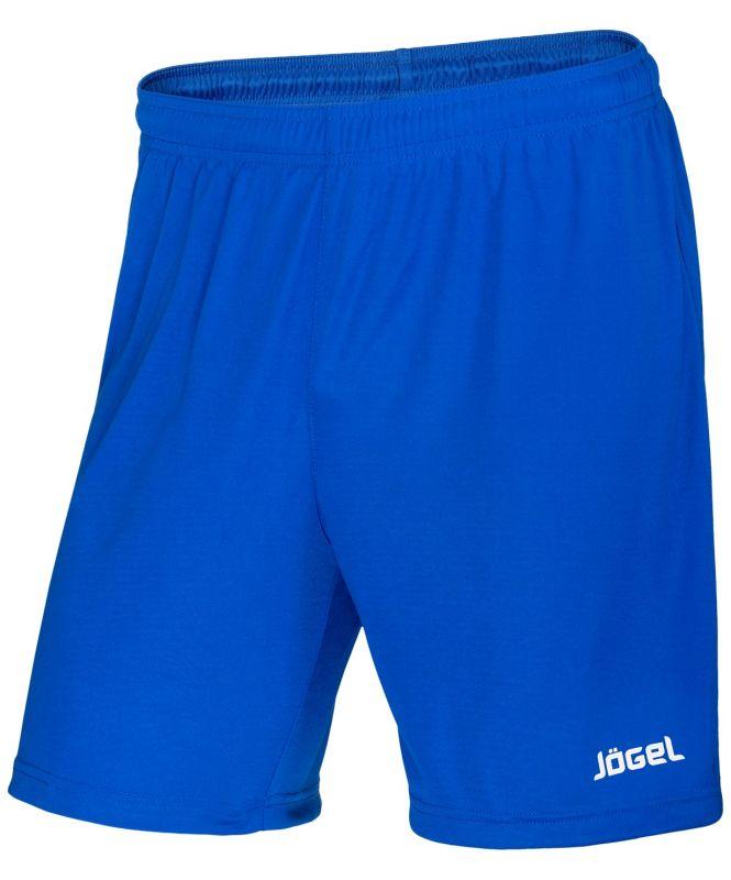 Шорты футбольные Jogel JFS-1110-071, синий/белый, L (р.рус 50-52) — купить в интернет-магазине ОНЛАЙН ТРЕЙД.РУ