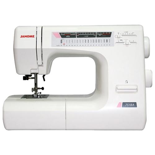 Швейная машина Janome 7518A - Изображение 1