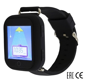 Часы smart baby watch q90 интерфейс