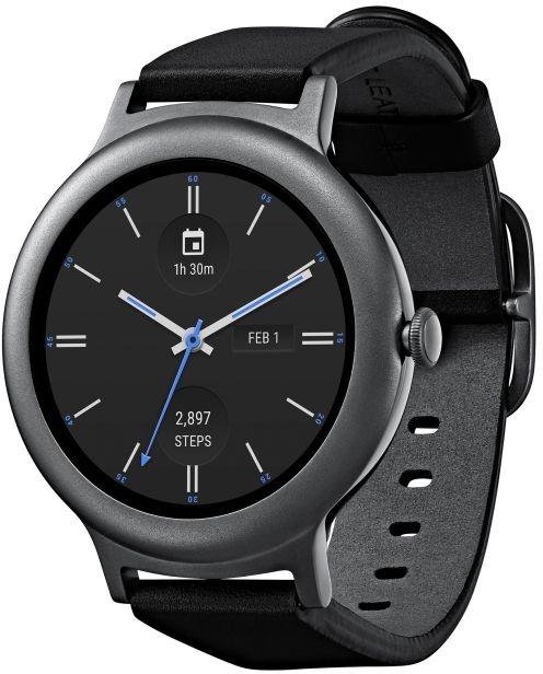 Смарт-часы LG Watch Style W270 Black