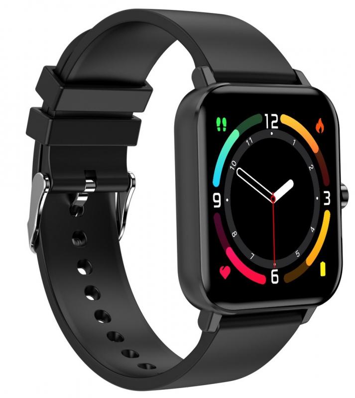 Смарт-часы ZTE Watch Live Черные 6902176052378 - купить по выгодной цене в интернет-магазине ОНЛАЙН ТРЕЙД.РУ Пенза