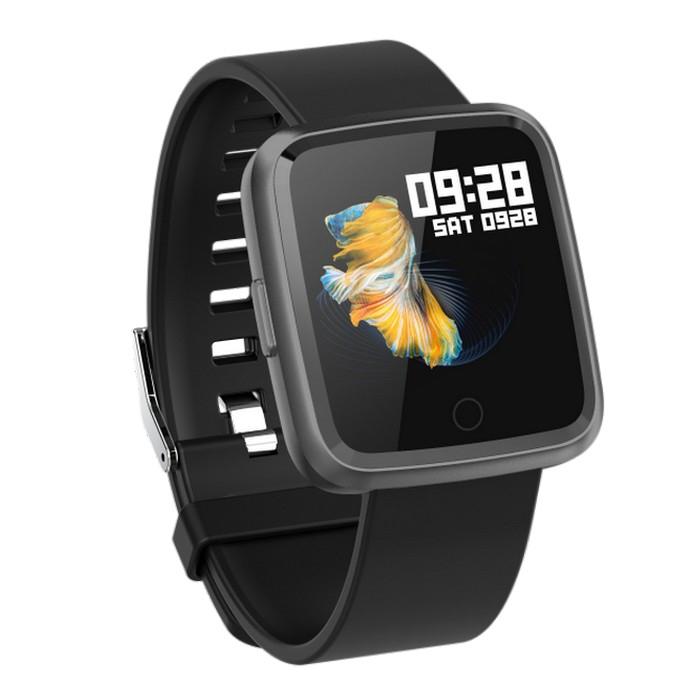 Смарт-часы ZTE Y8 Black — купить в интернет-магазине ОНЛАЙН ТРЕЙД.РУ