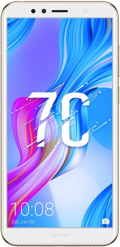 43f09816efa Смартфон Honor 7C 32Gb Gold Изображение 1 - купить в интернет магазине с  доставкой