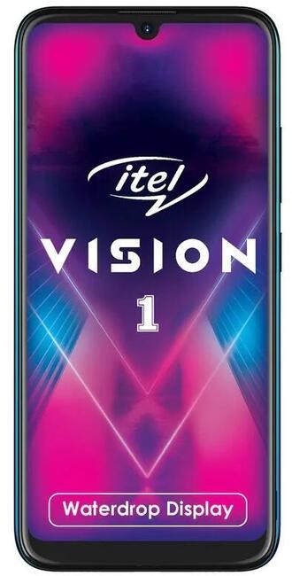 Смартфон ITEL Vision1 Синий ITL-L6005-BL - купить по выгодной цене в интернет-магазине ОНЛАЙН ТРЕЙД.РУ Санкт-Петербург