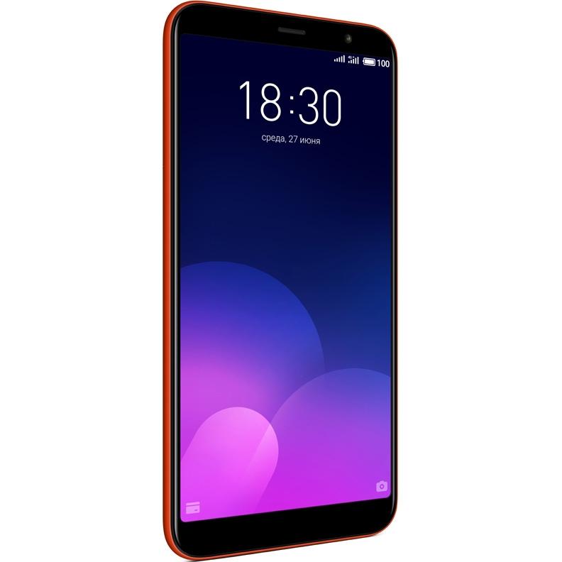 898d1277ca75 Смартфон Meizu M6T 2 16Gb Red Изображение 1 - купить в интернет магазине с  доставкой