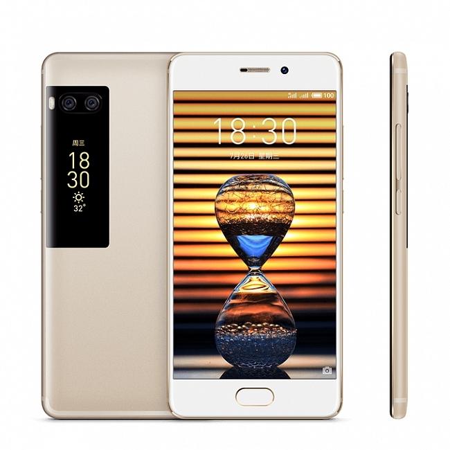 348255221832 Смартфон Meizu PRO 7 64Gb Gold Изображение 1 - купить в интернет магазине с  доставкой,