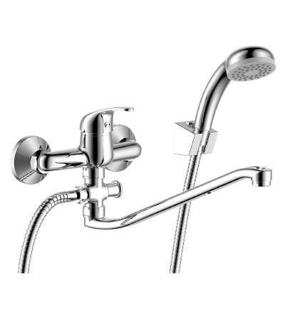 Где купить смеситель для ванной с душем в перми наборы мебели для ванны