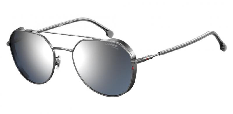 Солнцезащитные очки CARRERA CARRERA 222/G/S KJ1, серебристый — купить в интернет-магазине ОНЛАЙН ТРЕЙД.РУ