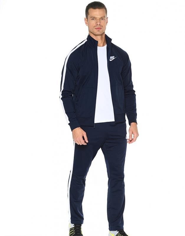 95e89e41 Спортивный костюм Nike TRK SUIT PK SEASON 840643-451 мужской, цвет ...