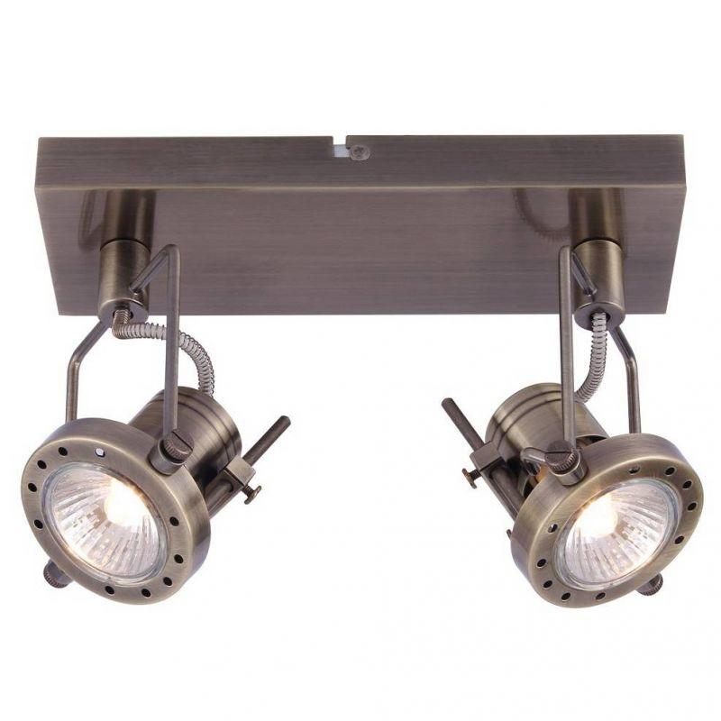 Спот Arte Lamp Costruttore A4300AP-2AB — купить в интернет-магазине ОНЛАЙН ТРЕЙД.РУ