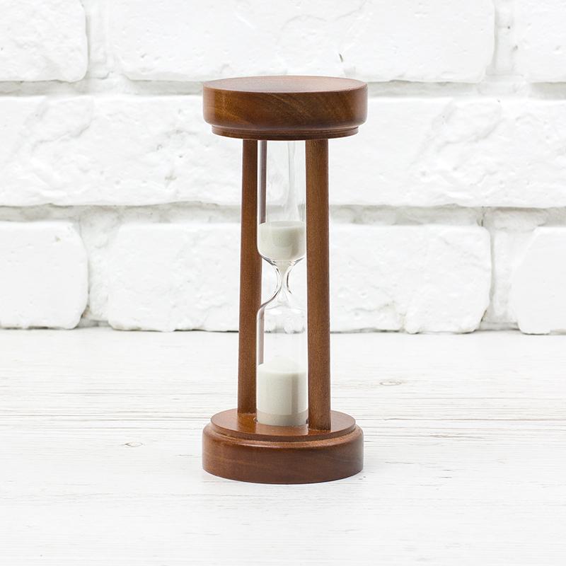 Часы песочные СТЕКЛОПРИБОР на 5 мин. тип 4 исп.21 вишня/белый — купить в интернет-магазине ОНЛАЙН ТРЕЙД.РУ