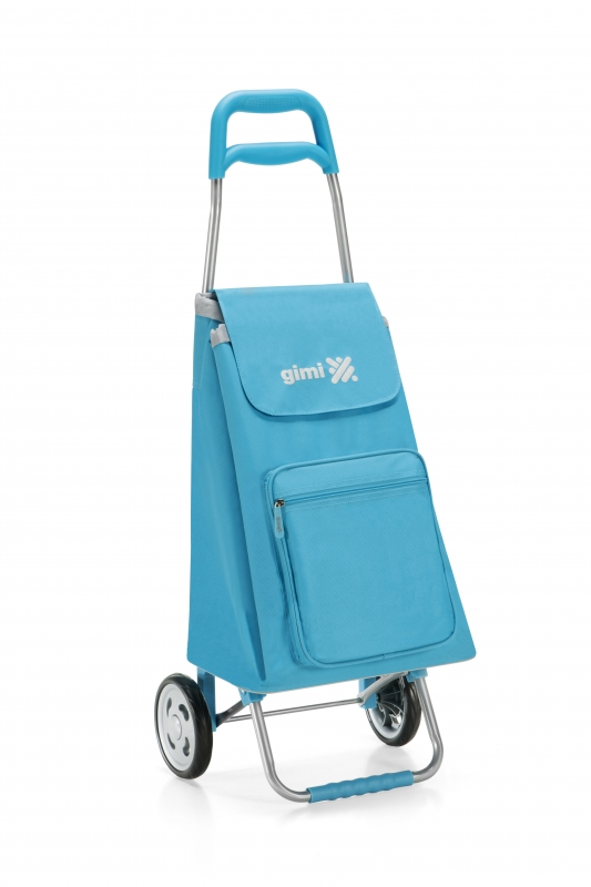 Сумка-тележка GIMI Argo голубой. Код товара  475179. - купить в интернет  магазине с доставкой e5b331a54e985