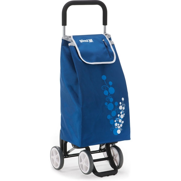 Сумка тележка GIMI Twin синий. Код товара  185754. - купить в интернет  магазине с доставкой 1481a6a1cf9f6