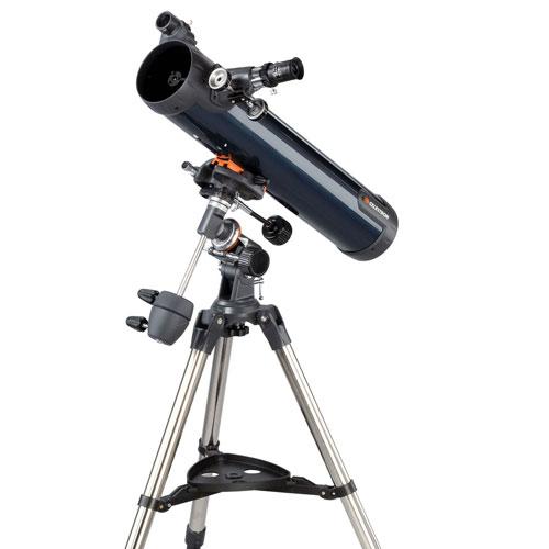 Телескоп Celestron AstroMaster 76EQ - Изображение 2