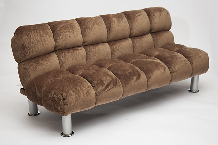 диван кровать Amerillo A02 коричневый купить в интернет магазине