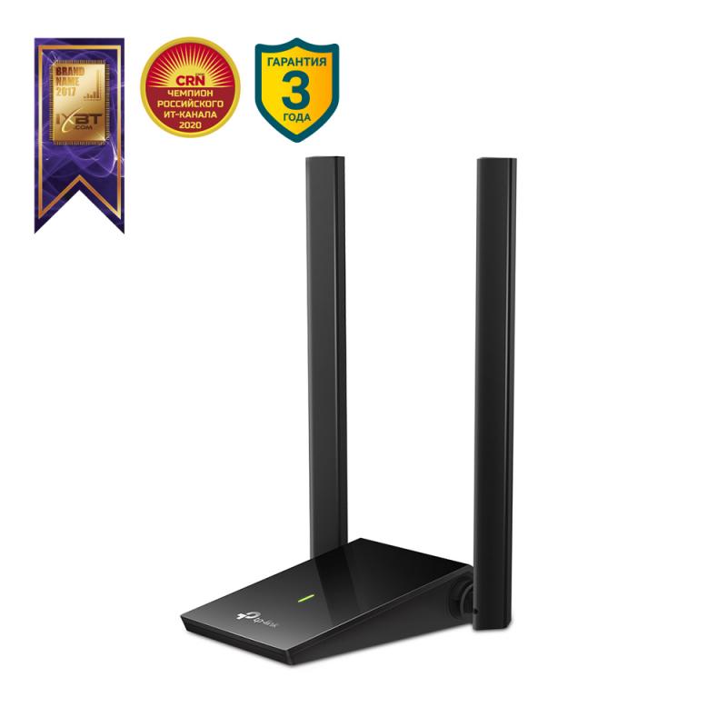 USB адаптер Archer T4U Archer T4U Plus - купить по выгодной цене в интернет-магазине ОНЛАЙН ТРЕЙД.РУ Тула