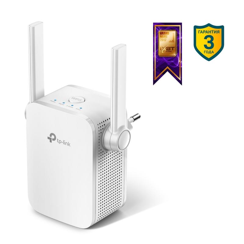 d825dcbb2f3e Усилитель сигнала Wi-Fi TP-LINK RE305 AC1200 Wi-Fi Range Extender ...
