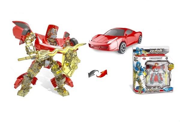 Трансформер PLAY SMART 8175 машина-робот Герой перевоплощения — купить в интернет-магазине ОНЛАЙН ТРЕЙД.РУ