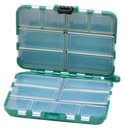 Коробка СЧ-3 для снастей (120х100 мм) Три кита — купить в интернет-магазине ОНЛАЙН ТРЕЙД.РУ