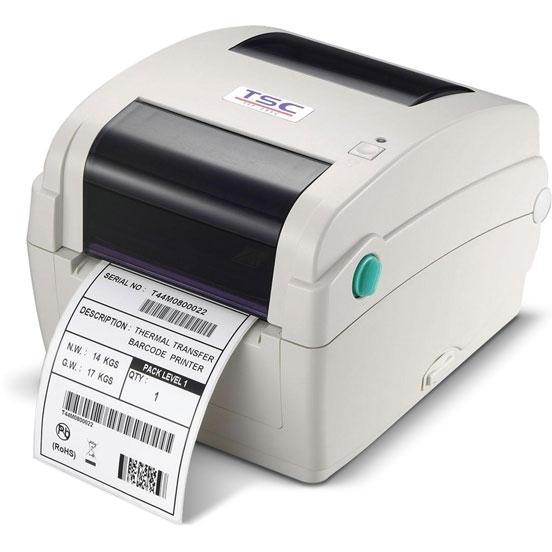 Принтер этикеток TSC TTP-344M Pro PSUT (с отделителем)