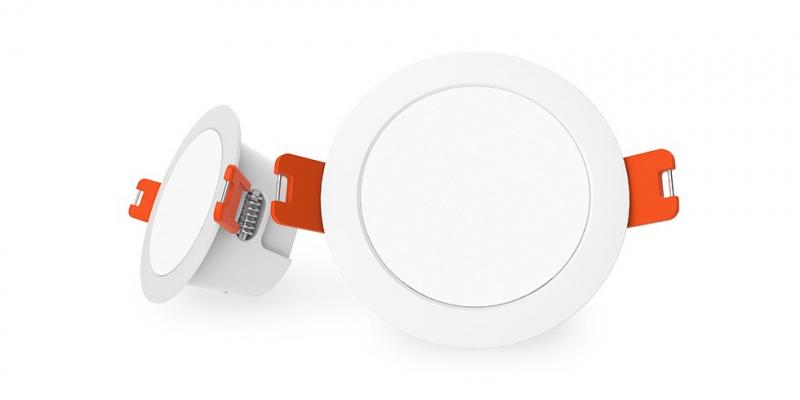 Умный встраиваемый светильник Yeelight LED downlight (mesh) YLSD01YL — купить в интернет-магазине ОНЛАЙН ТРЕЙД.РУ