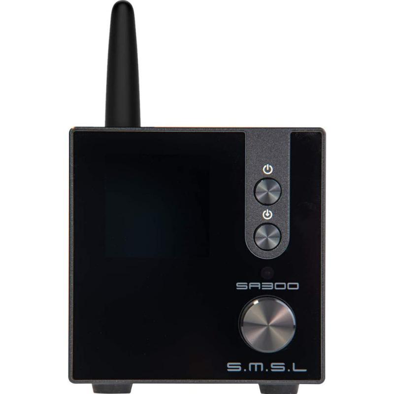 Усилитель для наушников S.M.S.L SA300 Black — купить в интернет-магазине ОНЛАЙН ТРЕЙД.РУ
