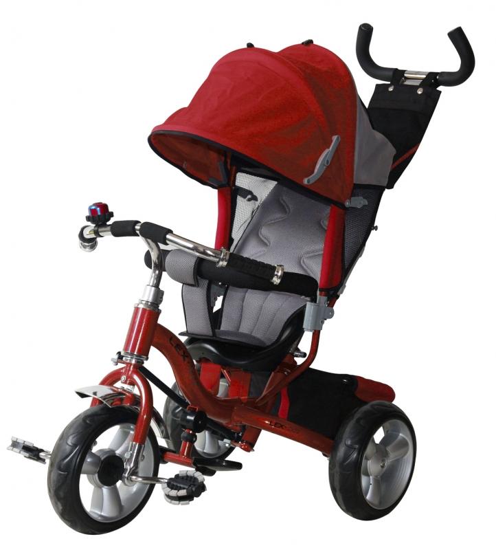 Велосипед детский 3 х колесный viplex 908 3d