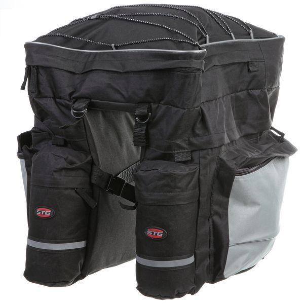 Велосумка STG, на багажник — купить в интернет-магазине ОНЛАЙН ТРЕЙД.РУ