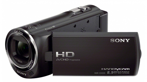 Цифровая видеокамера Sony HDR-HC7 параметры - Технический форум