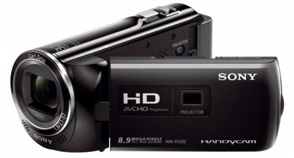 Видеокамера SONY HDR-XR550