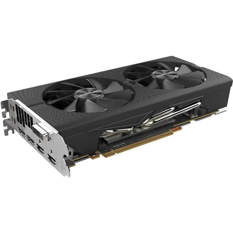 Видеокарта Sapphire Radeon PULSE RX 580 1366Mhz PCI-E 3.0 ...