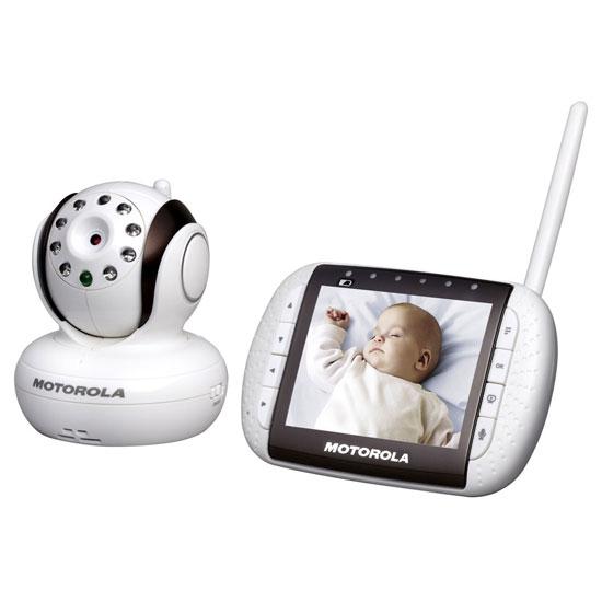 видеоняня Motorola Mbp36 белый B10600mbp36ru купить в интернет