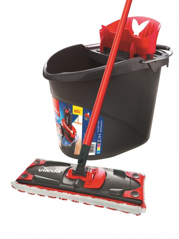 419649bc3741 Набор для влажной уборки VILEDA ВИЛЕДА Ультрамакс (Ультрамат) со складной  ручкой Изображение 1 -