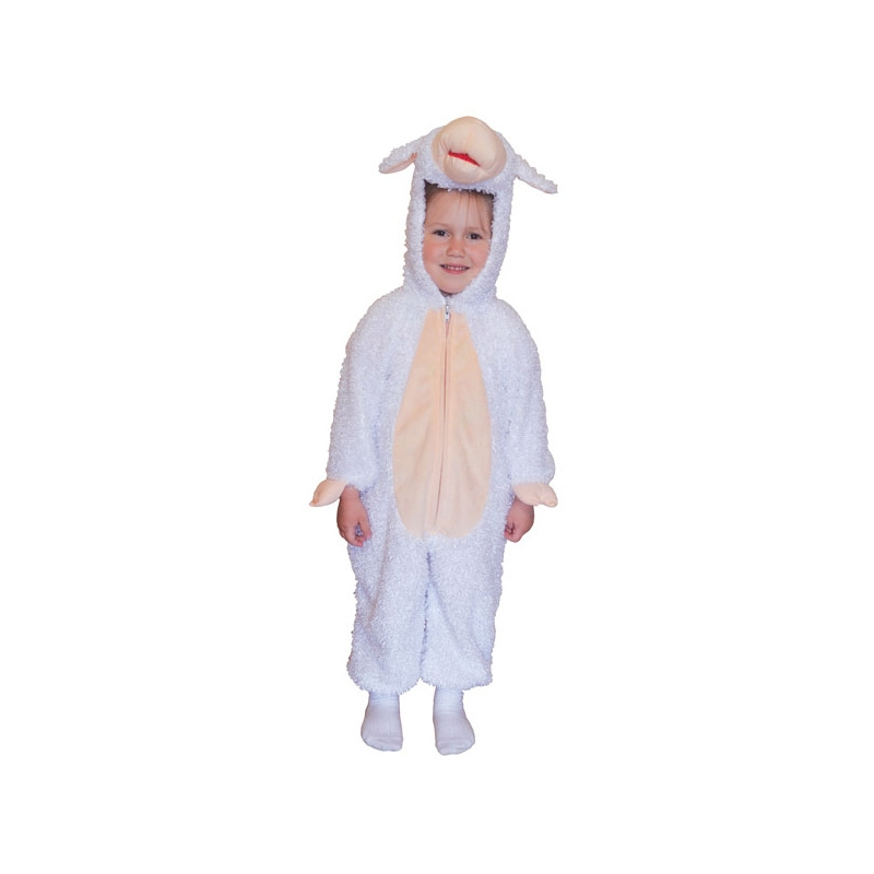 Карнавальный костюм WINTER WINGS N02375 Овечка комбинезон 3-4 года ... 29c35cb151542