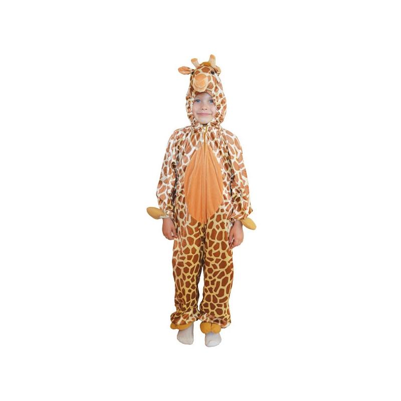 Карнавальный костюм WINTER WINGS N02384 Жираф комбинезон 5-7 лет. Код  товара  1572318. - купить в интернет магазине с доставкой b9718353df606