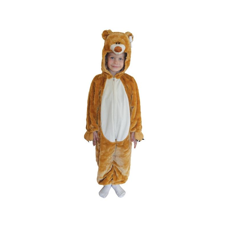 Карнавальный костюм WINTER WINGS N02388 Медведь комбинезон 5-7 лет. Код  товара  1572322. - купить в интернет магазине с доставкой aca7bb10dfe51