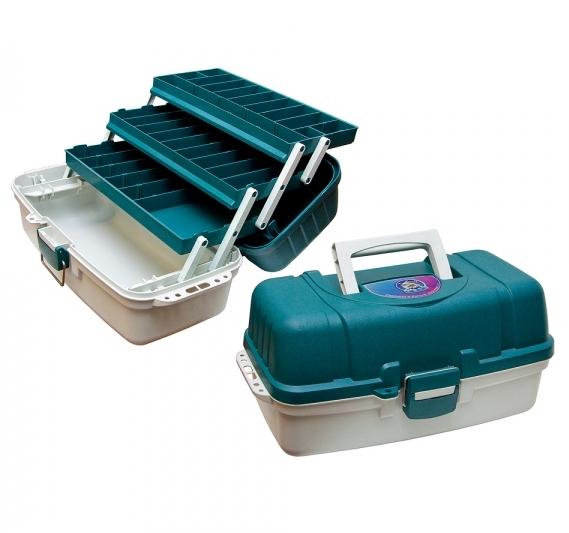 Ящик рыболовный ЯР-3 (440х220х200) 3 лотка Три кита 0032519 - купить по выгодной цене в интернет-магазине ОНЛАЙН ТРЕЙД.РУ Орёл