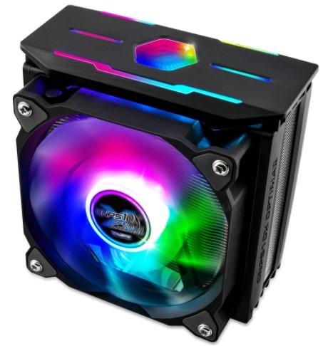 Кулер для процессора Zalman CNPS10X OPTIMA II Black RGB- купить по выгодной цене в интернет-магазине ОНЛАЙН ТРЕЙД.РУ Санкт-Петербург