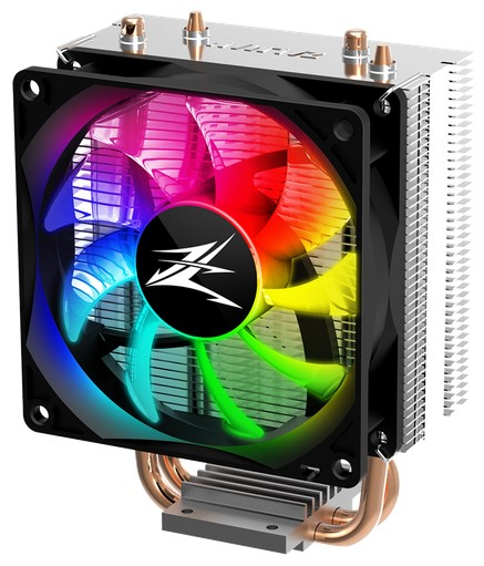Кулер для процессора Zalman CNPS4X RGB TDP 95W [CNPS4X RGB]- купить по выгодной цене в интернет-магазине ОНЛАЙН ТРЕЙД.РУ Пенза