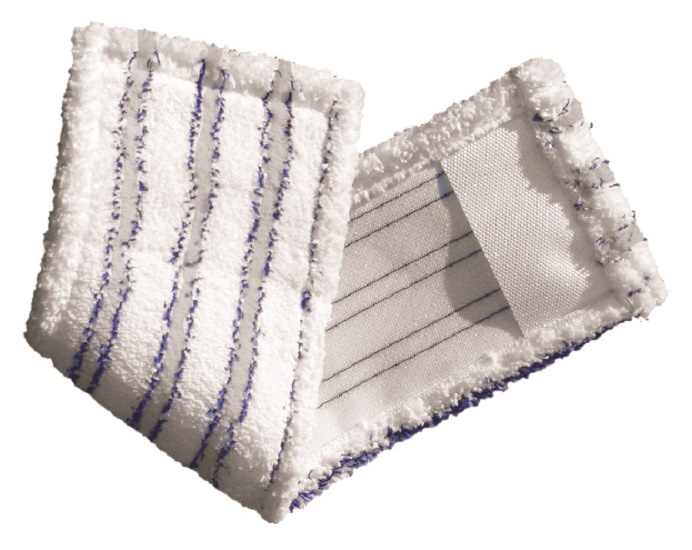 Запаска из микрофибры с абразивными вставками для швабры Смарт Моп, размер 44х14 см. YORK ,b YORK81150 - купить по выгодной цене в интернет-магазине ОНЛАЙН ТРЕЙД.РУ Санкт-Петербург