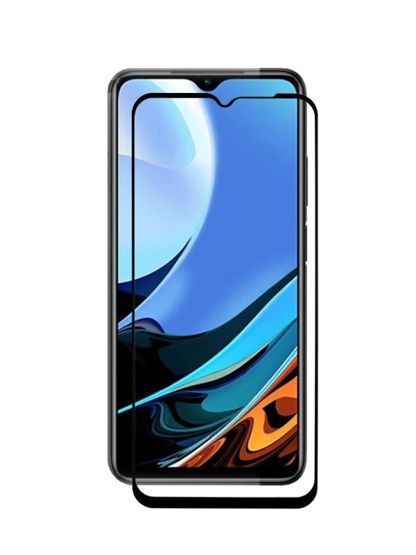 Защитное стекло Zibelino 5D для Xiaomi Redmi 9T (6.53) черный — купить в интернет-магазине ОНЛАЙН ТРЕЙД.РУ