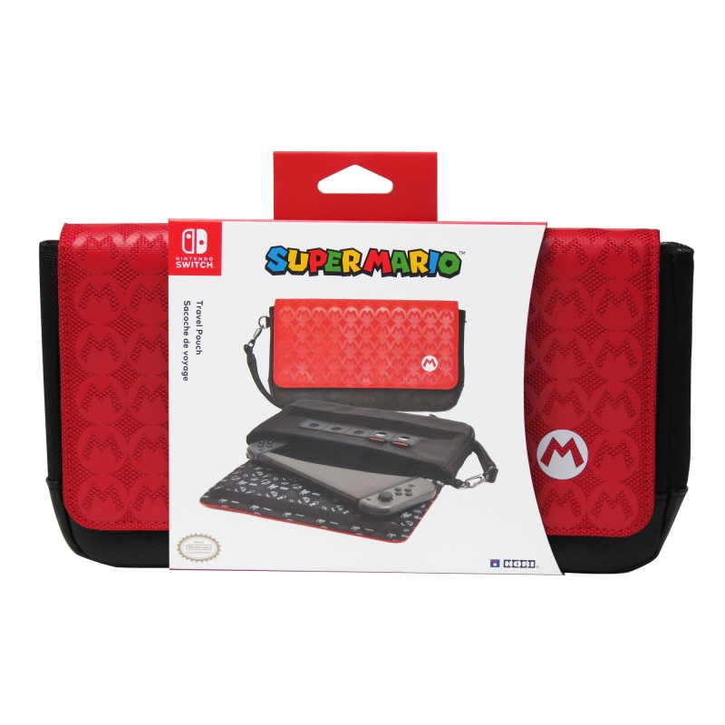 afe9de0a5b5d Защитный чехол Hori для консоли Nintendo Switch (Super Mario ...