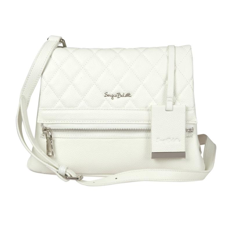 78ace4dd219d Сумка женская SERGIO BELOTTI 02 white, белый Изображение 1 - купить в  интернет магазине с