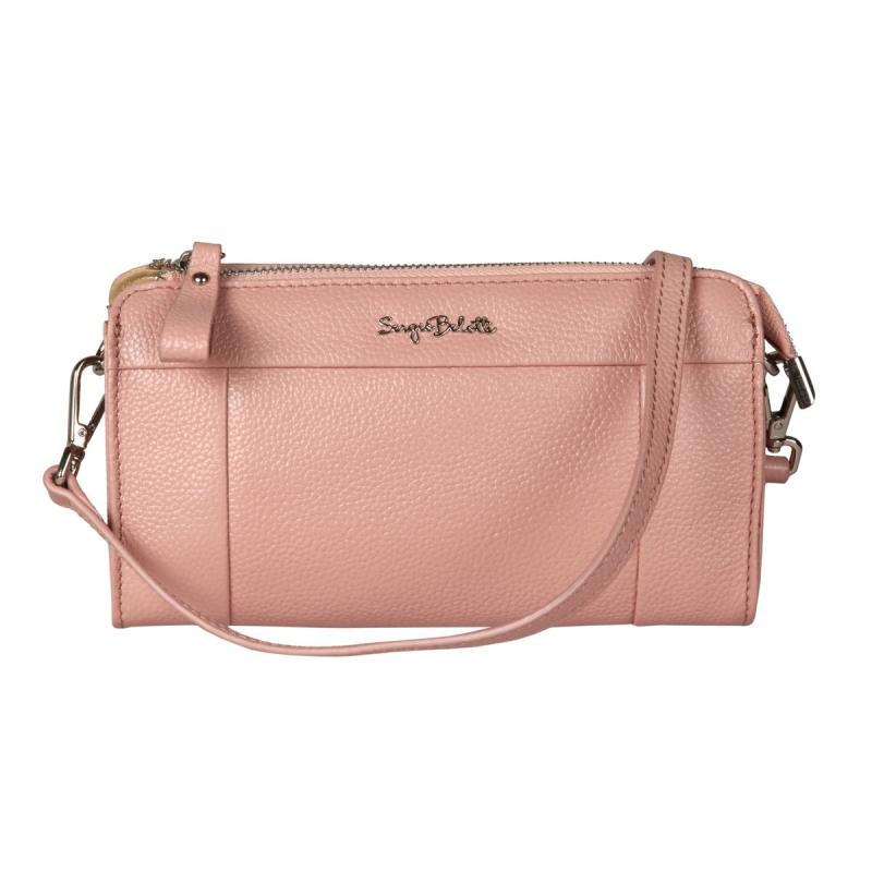 91aa0bf3934e Сумка женская SERGIO BELOTTI 22 pink, светло-розовый Изображение 1 - купить  в интернет
