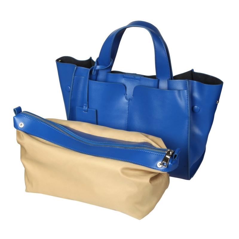 99228a42dfdb Сумка женская SERGIO BELOTTI 28 blue, синий Изображение 4 - купить в  интернет магазине с