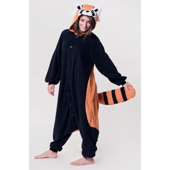 Кигуруми взрослый BearWear BW1010 Енот размер S - купить в интернет  магазине с доставкой 438504ff52558