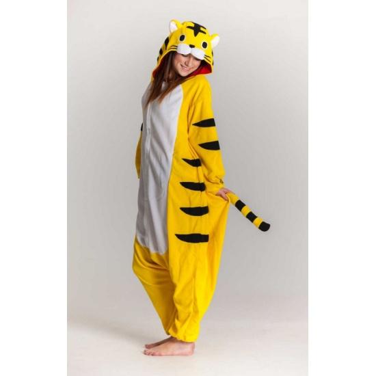 a184a942c804 Кигуруми взрослый BearWear BW1047 Тигр желтый размер M - купить в интернет  магазине с доставкой,