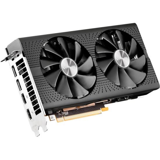 Видеокарта Sapphire Radeon PULSE RX 570 PCI-E 3.0 8192Mb (11266-66-20G)