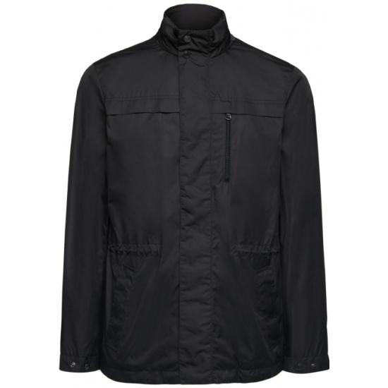 Куртка GEOX M9221GT2446F9000 мужская, цвет черный, размер 50 — купить в интернет-магазине ОНЛАЙН ТРЕЙД.РУ